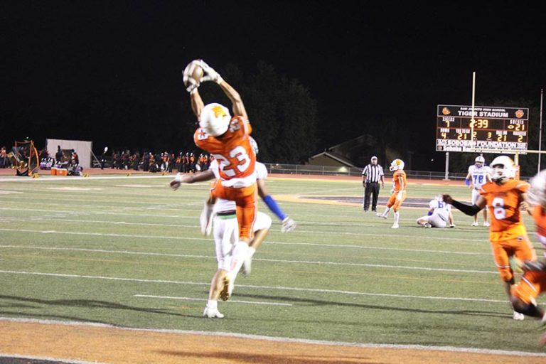 Tough Night For The San Jacinto Tigers