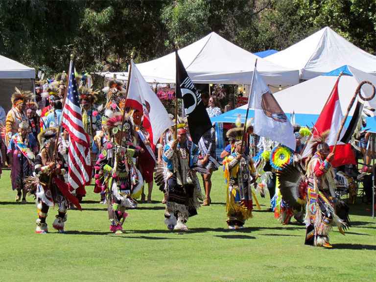 Inter-Tribal POW WOW at Soboba