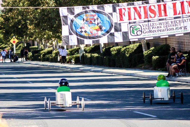 Valley-Wide Soap Box Derby races through Menifee