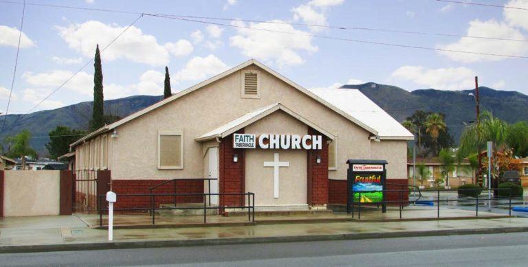 New Pastors Take Over Faith Tabernacle Church