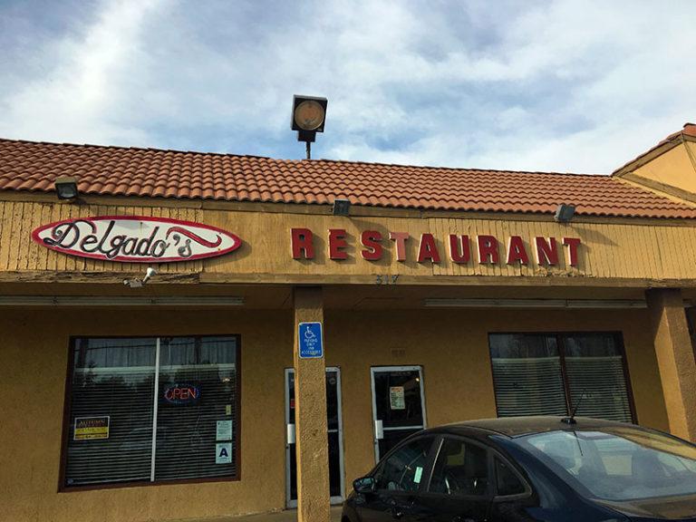 My Experience at Delgado's Restaurant