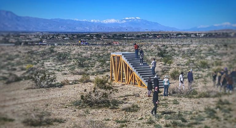 Coachella Valley's Desert X to Take Part in Saudi Exhibition