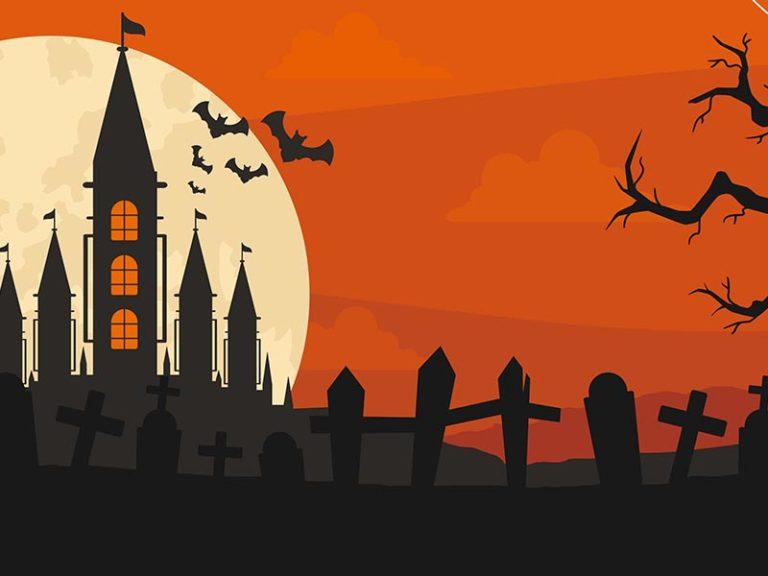 Why Walk Around On Dark Streets This Halloween?