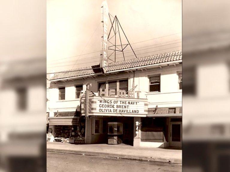 Historic Hemet Theater