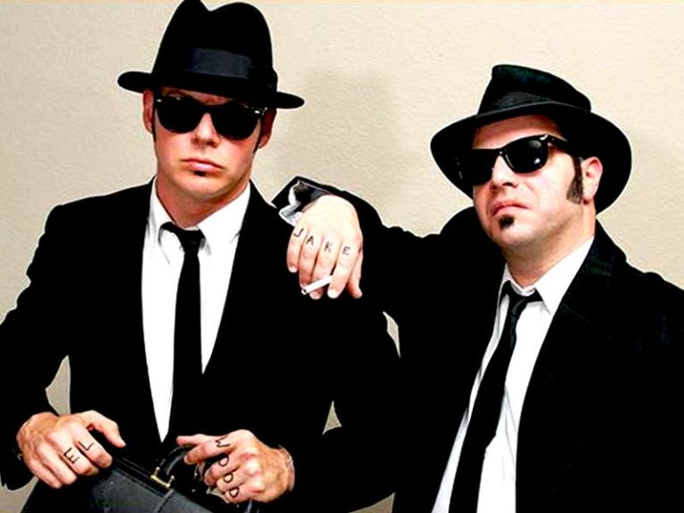 BLUES BROTHERS TRIBUTE TAKES CENTER STAGE AT HHT