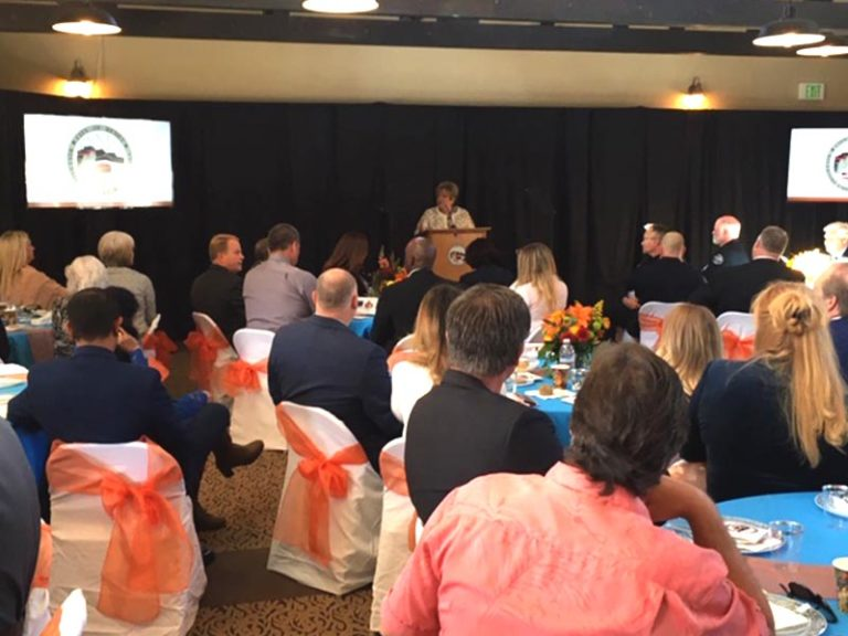 """For those who missed the """"State of the City"""" address and presentation last Thursday, we present mayor Bonnie Wright's speech, with limited editing."""