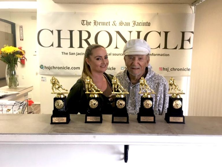 ANNOUNCING THE FIRST ANNUAL HSJ CHRONICLE SPORTS AWARDS