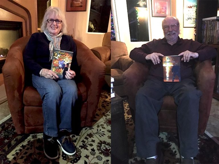 Award-Winning Hemetonian Jim Hitt releases his fourth book of non-fiction while wife Vickie releases her first novel