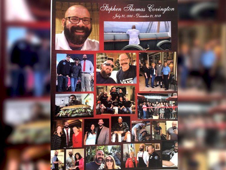One final farewell to a beloved Hemet son
