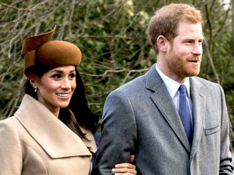 Royal family says Harry, Meghan racism charges 'concerning'