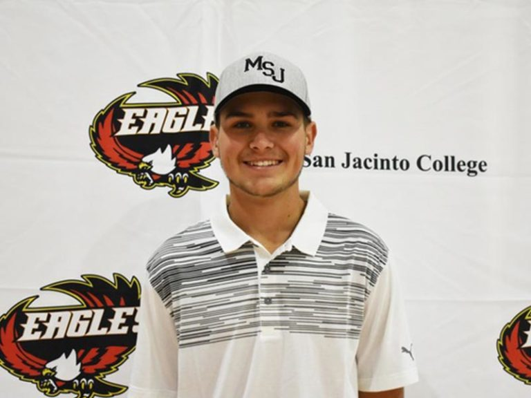 Sargent Ties for Medalist Honors at RCC Invitational
