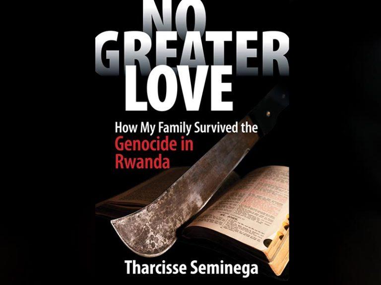 Genocide survivor tells of risk, rescue, and religion in Rwanda