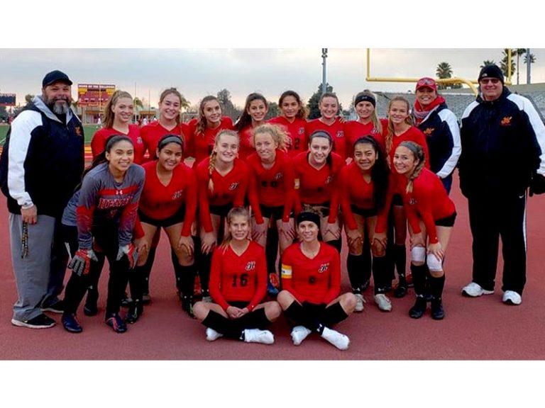 Hemet High's Girls Soccer Team Advance In CIF