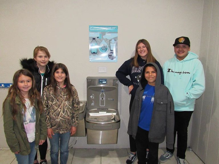 SOBOBA HELPS SCHOOL REDUCE USE