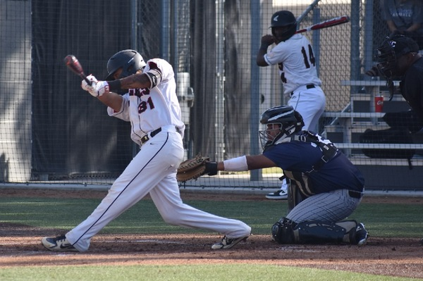 Baseball; Banuelos, Eagles Shut Out Victor Valley