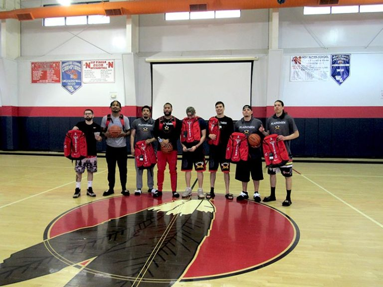 SOBOBA HOSTED HOOPS TOURNEY BEFORE SHUTDOWN