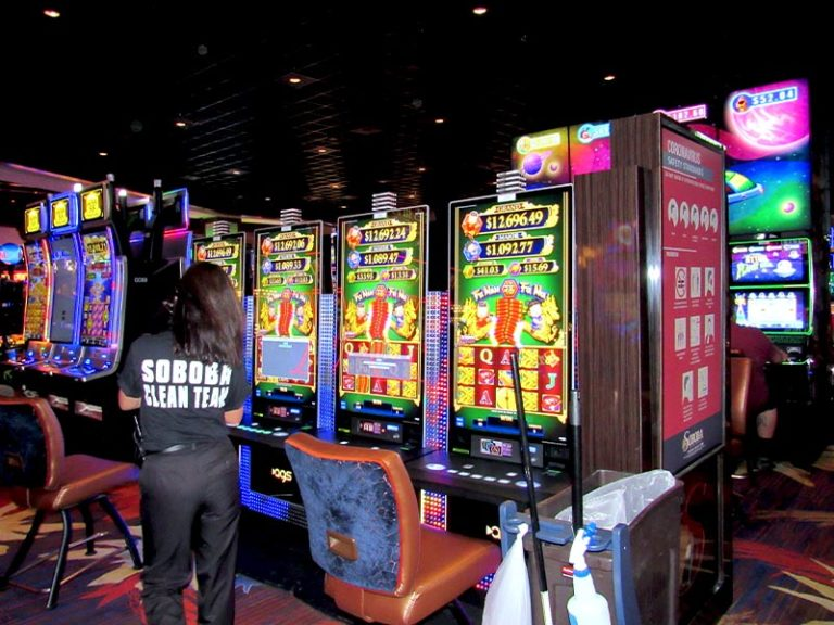 GUESTS DELIGHTED WITH REOPENING OF SOBOBA CASINO