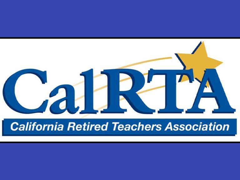 CalRTA Division 33 Awards Three Teachers