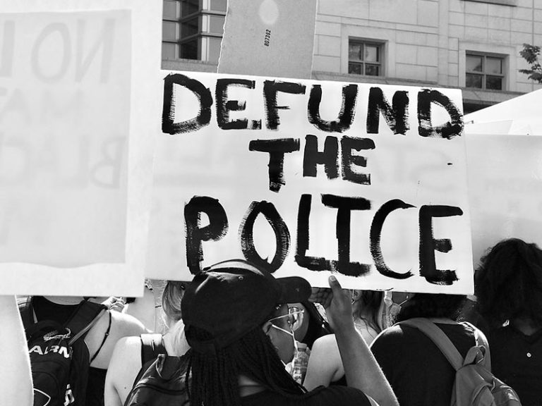 The outrage of police defunding