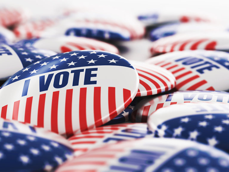 Georgia counting votes in runoffs that decide Senate control