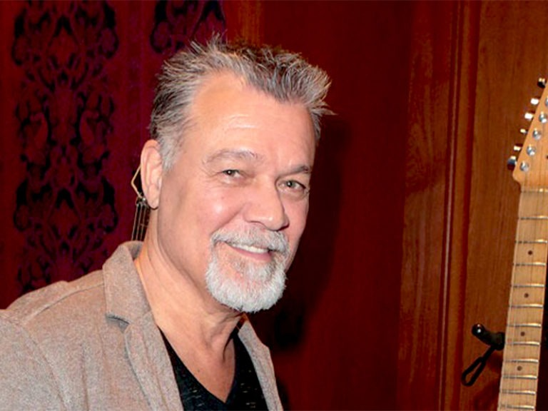 Guitar rock legend Eddie Van Halen dies of cancer at 65