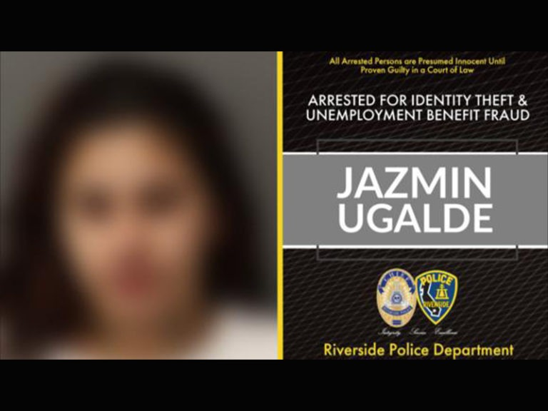 Arrest Made for Identity Theft and Unemployment Benefit Fraud