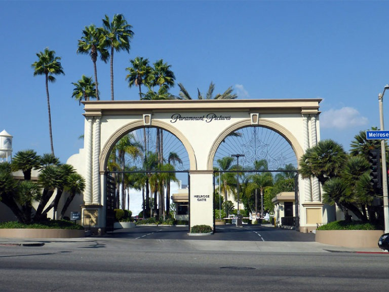 Suspect arrested on Hollywood studio lot after standoff