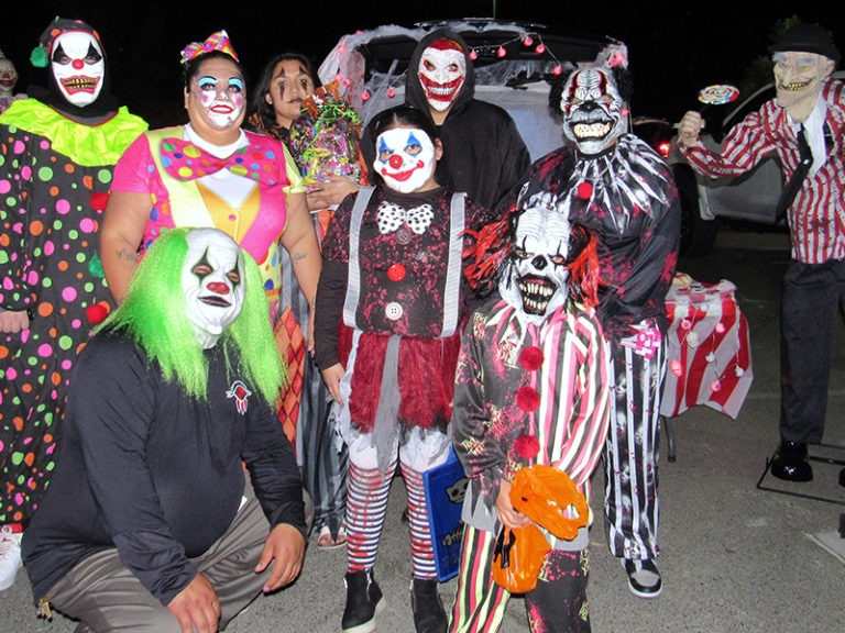 HALLOWEEN CELEBRATED AT SOBOBA SPORTS COMPLEX