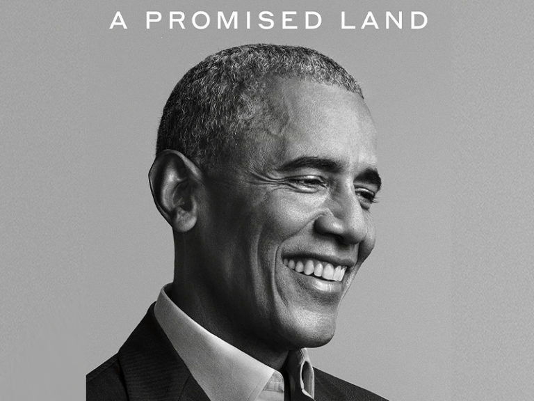 Barack Obama memoir off to record-setting start in sales