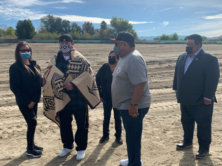 SOBOBA BREAKS GROUND FOR NEW HEALTH CLINIC)