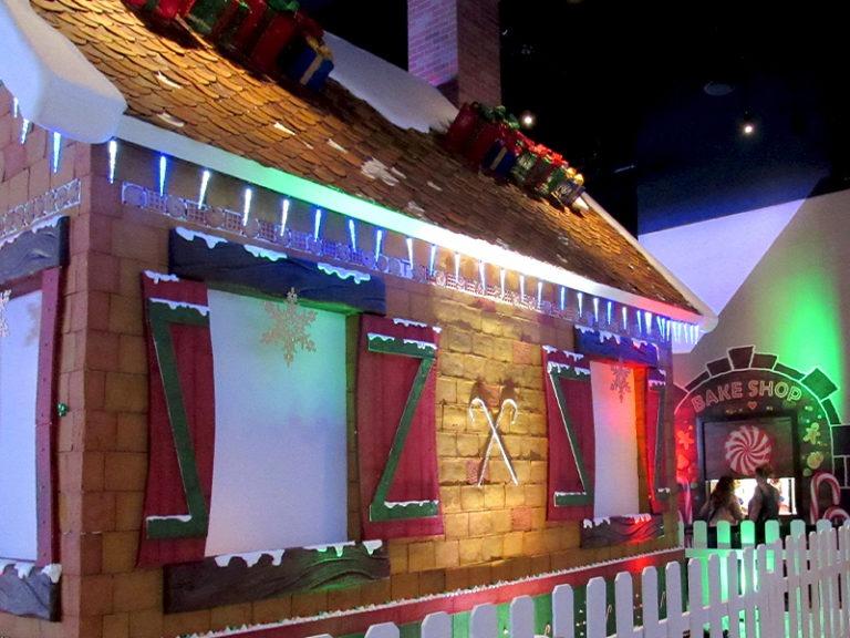 GINGERBREAD LANE LAUNCHES CHRISTMAS SEASON AT SOBOBA CASINO RESORT