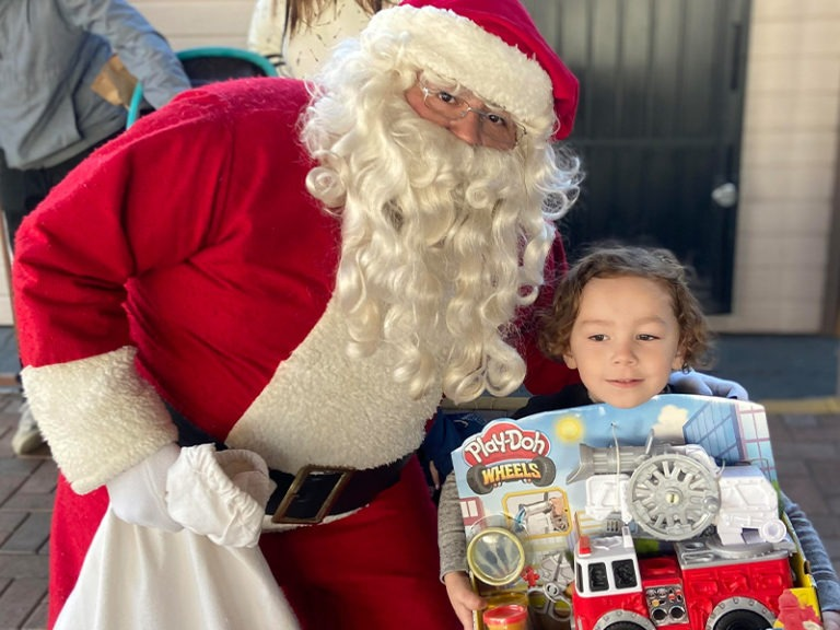 SOBOBA GIVES BACK! TOY DRIVE BRINGS JOY TO MANY