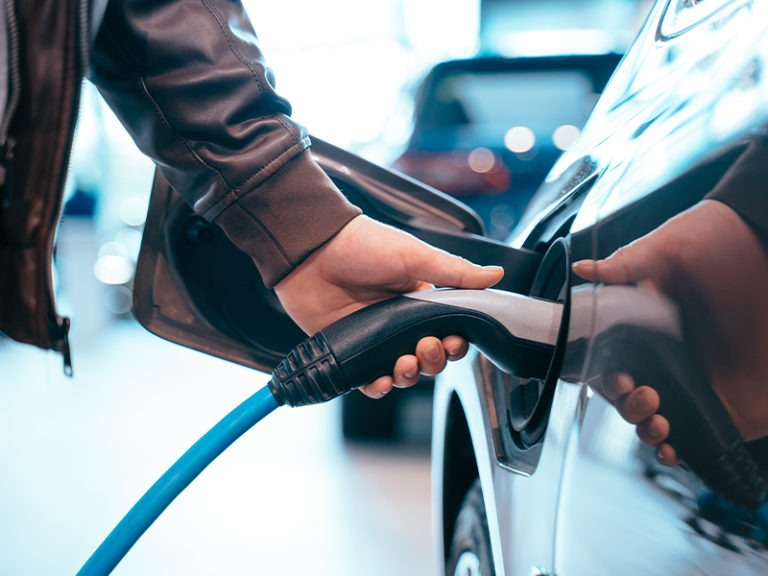 The City of Hemet adds to its alternative fuel fleet and electric vehicle charging stations