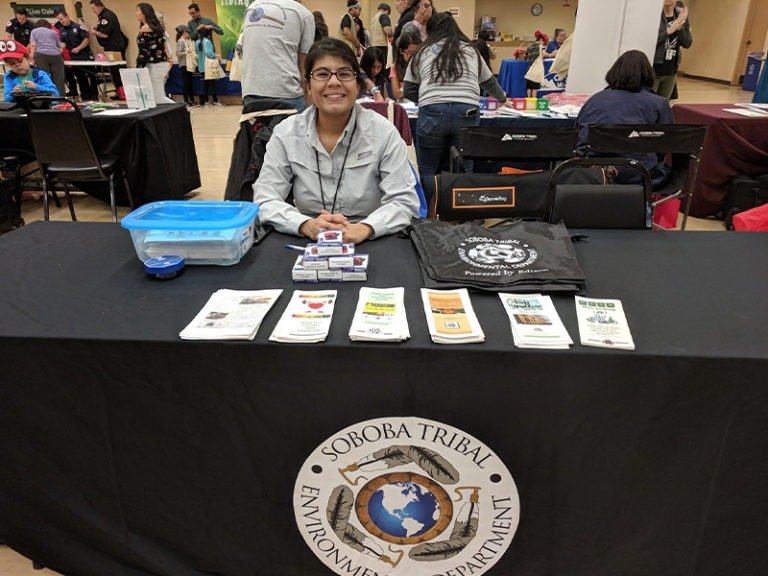 NEW MANAGER FOR SOBOBA TRIBAL ENVIRONMENTAL