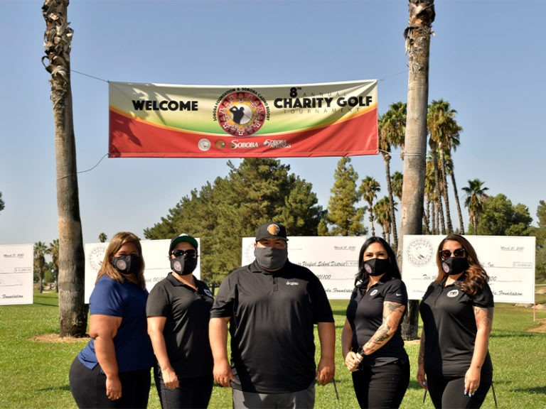 SOBOBA CHARITY GOLF TOURNAMENT CALLING FOR ENTRIES