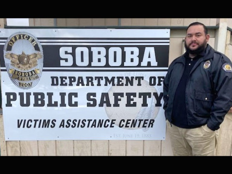 SOBOBA OPENS VICTIMS ASSISTANCE CENTER
