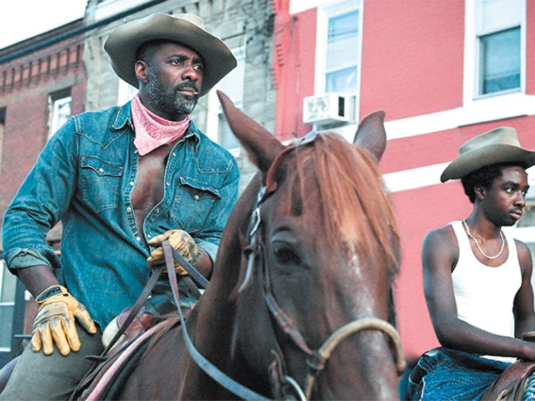 'Concrete Cowboy' shows Philadelphia's Black cowboy culture