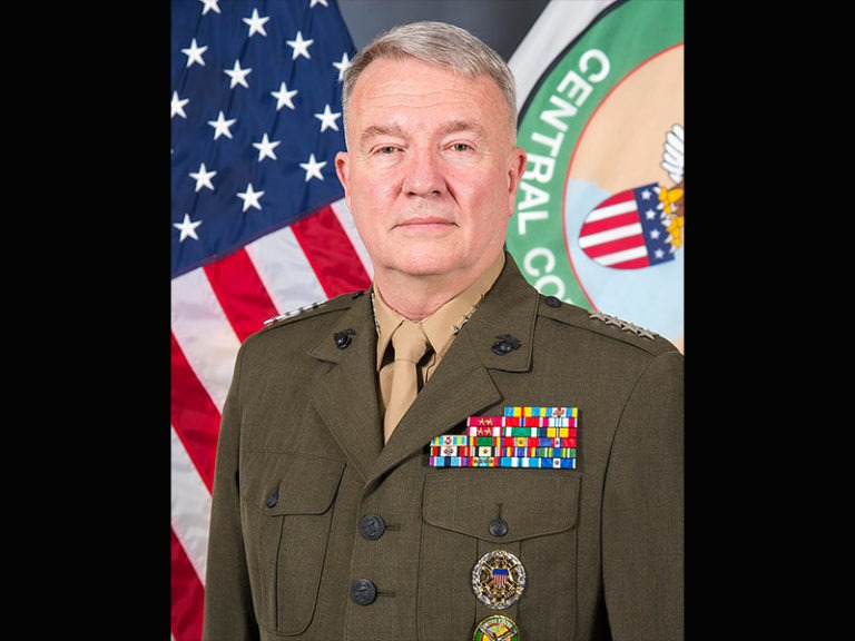 General says Afghan withdrawal will make terror fight harder