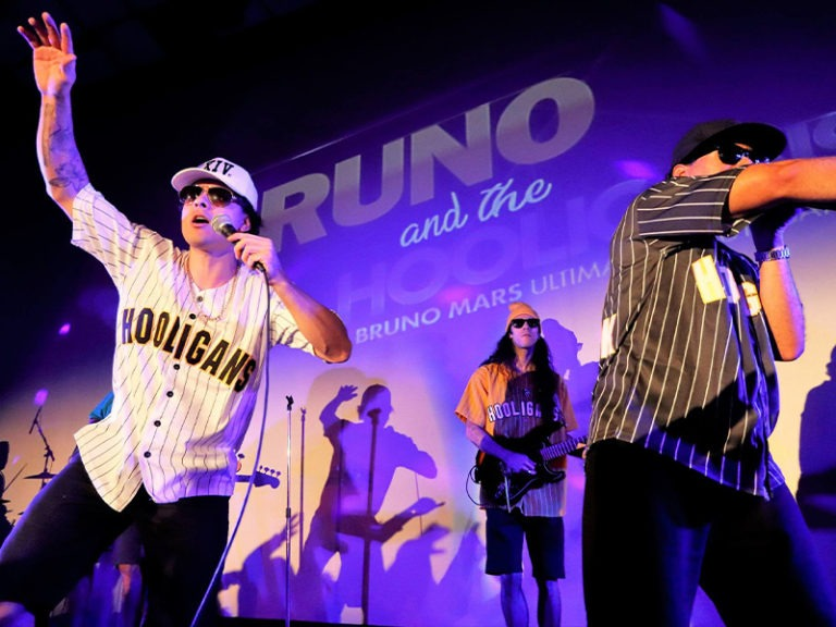 HHT REOPENS WITH A SOLD-OUT TRIBUTE TO BRUNO MARS 9