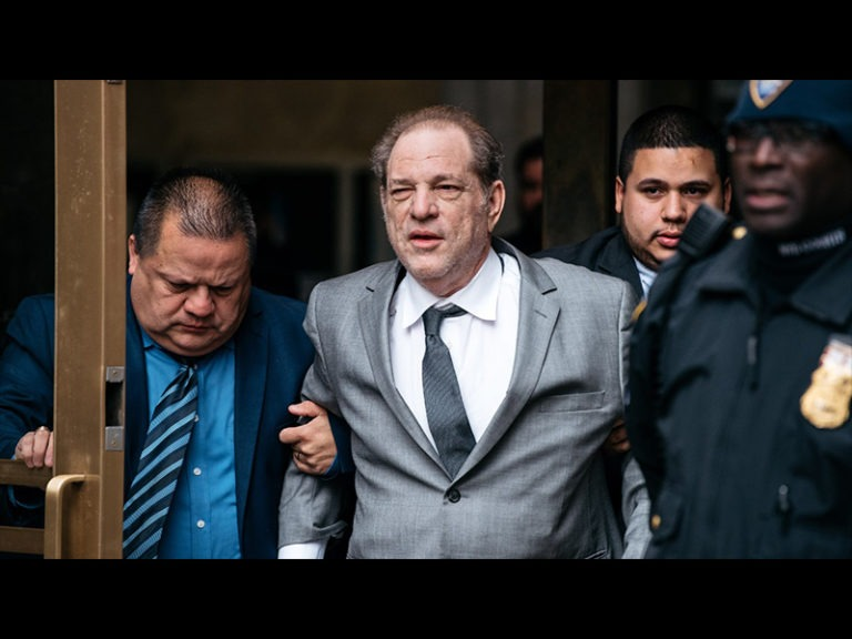 Harvey Weinstein to be extradited to California to stand trial on sexual assault charges