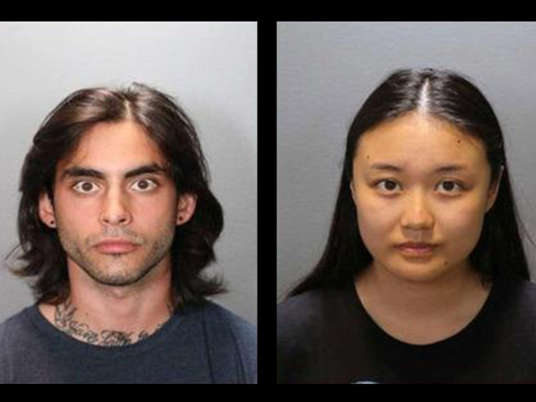 Couple charged in road-rage shooting of California kindergartner; suspect vehicle, gun located