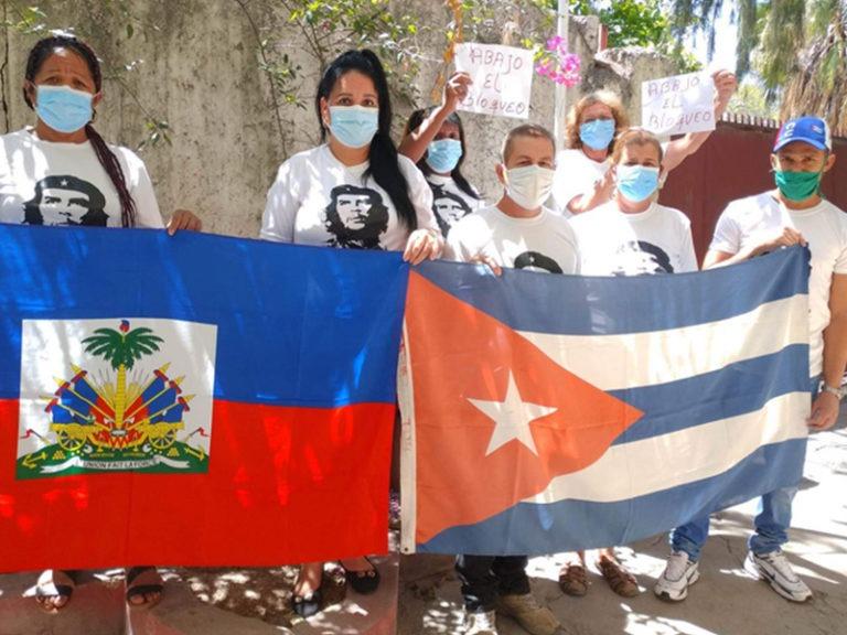 Cuba, Haiti stir fresh political pressures for US president