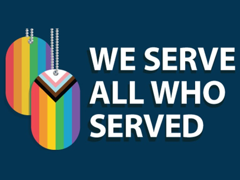 """VA expands """"PRIDE In All Who Served"""" program for LGBTQ+ Veterans"""