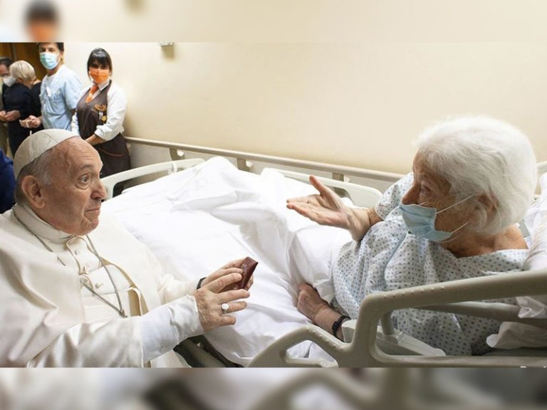 Pope to spend a few more days in Rome hospital after surgery