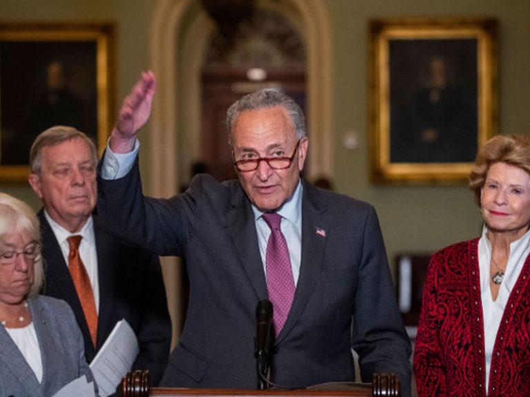 Senate Democrats reach $3.5 trillion budget agreement