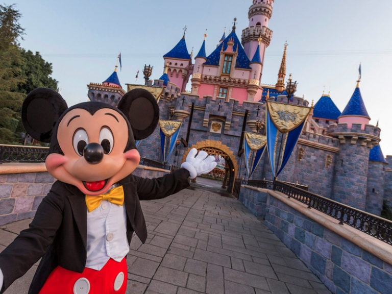 Disneyland offering a special deal for California residents