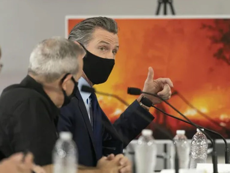 CalMatters Commentary: Newsom wildfire prevention claims undercut his credibility again