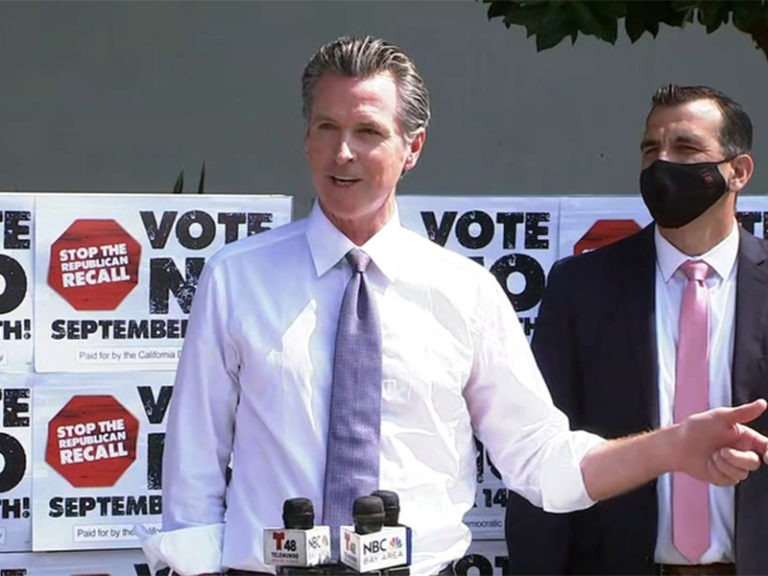 'We're a state of refuge': Gov. Newsom welcomes Afghan refugees to California