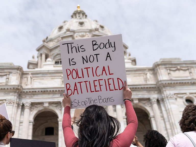 Justice Department will 'protect' abortion seekers in Texas