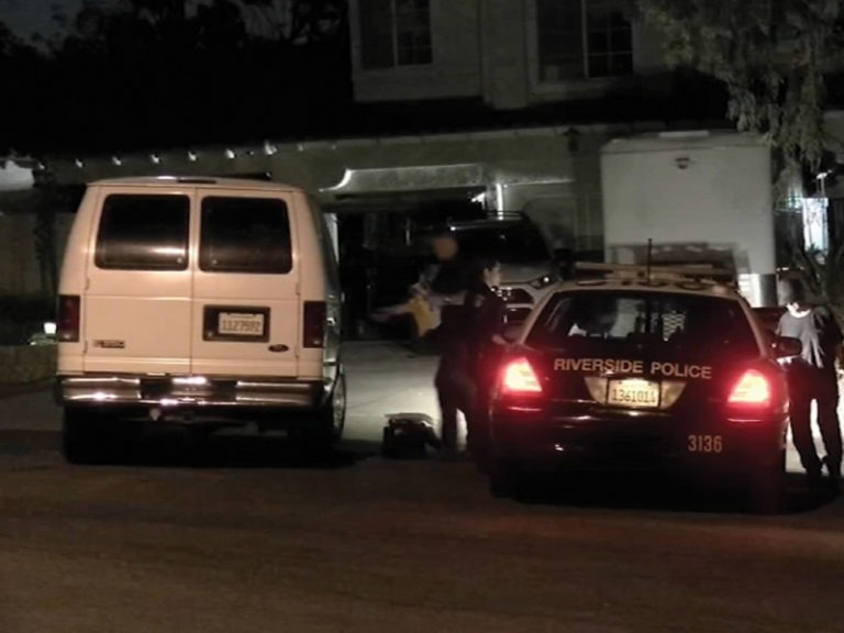 Woman whose body was found inside freezer of Riverside home ID'd as former homicide detective